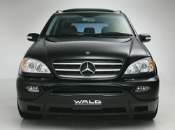 Mercedes-Benz CLK от Wald